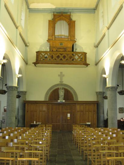 Ancien orgue