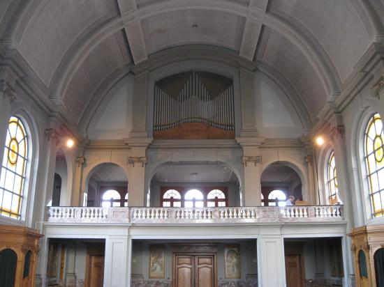 Nouvel orgue