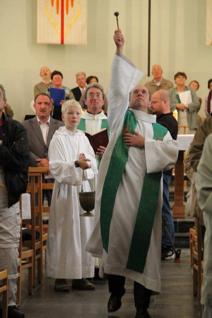 Bénédiction et Inauguration des nouvelles orgues
